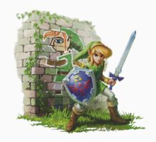 Zelda in Adventure by Kwon  Woo