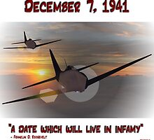 A date which will live in infamy by Mil Merchant