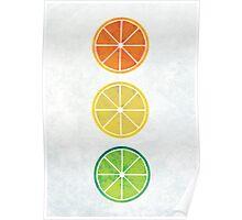 Acid Trio Poster