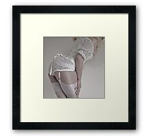 Wenchy Framed Print