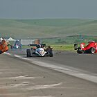 Motor Sports Mishap by DaveKoontz