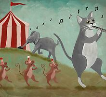 The Great Circus Escape by Ryan Conners