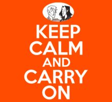 Keep Calm and Carry On, Simon Snow by c-parks