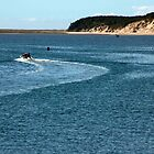 Wellfleet Wake by phil decocco