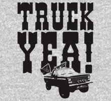 Truck Yeah! by printproxy