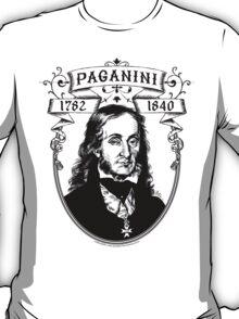 Paganini for dark shirts T-Shirt