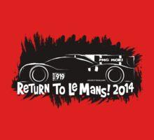 Porsche 919 Le Mans Racer Kids Clothes