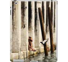 birds and us iPad Case/Skin