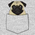Pug In My Pocket   by Gabriel Ramirez