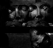 Stone Faces by Torrey Johnson