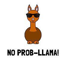 No Prob Llama by AmazingMart