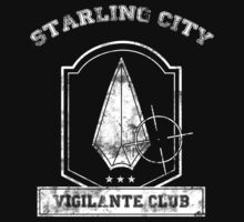 Starling City Vigilante Club by ShadowFallen