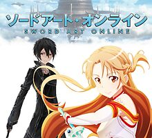 Sword Art Online Poster by BensterTech