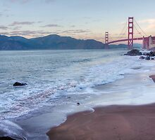 The Golden Gate by ektphotography