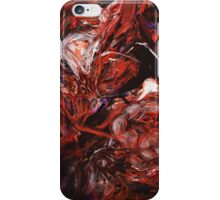 Red Introduction iPhone Case/Skin