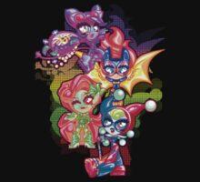 Chibi Gotham Girls T-Shirt