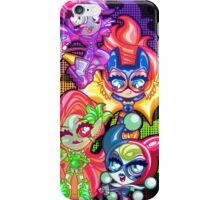 Chibi Gotham Girls iPhone Case/Skin