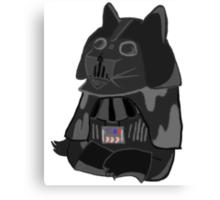 Doge Vader/Darth Vader Canvas Print