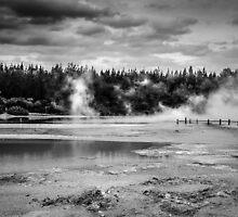Rotorua - NZ by Christine  Wilson Photography