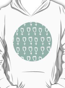 mint tulips T-Shirt