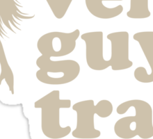 Venus Guy Trap Sticker