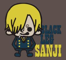 One Piece - Black Leg Sanji [New World Edition] by Sandy W