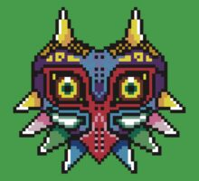 Majora's Mask Pixel by VincenChart