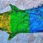 Prideful Mackerel - P-Town - Spectrum by IslandFishPrint