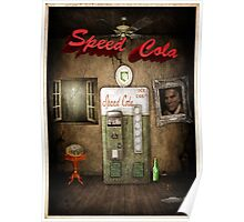 Speed Cola Perk Poster Poster