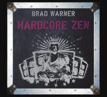 Hardcore Zen German cover by Brad Warner