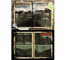 Custom Zombies Loading Screens Poster - Prison & Lockdown Photographic Print
