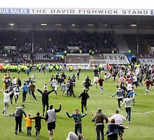 Burnley FC - On the Pitch by footypix