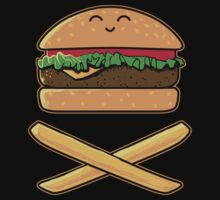 Jolly Burger by Azteq