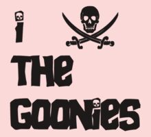 I LoveThe Goonies 2 Kids Clothes