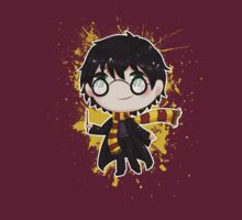 Chibi Harry Potter by myfluffy