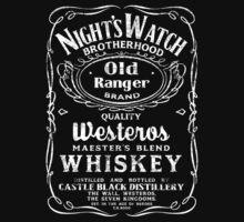 Night's Watch - Old Ranger Whiskey by Artpunk101