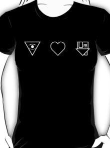 the nbhd 3 symbols T-Shirt