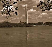 The Washington Monument by Josie-Traylor