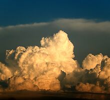 BEAUTIFUL STORM CLOUDS by Sandra  Aguirre