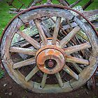 Wagon Wheel by Keith G. Hawley