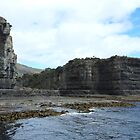 Rugged coastline, Tasmania by mypic