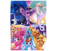 This is PONIES Poster