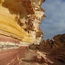 rainbow cliffs by wendy lamb