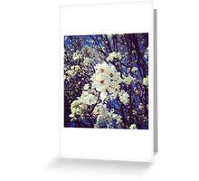 Spring InstaFlower Greeting Card