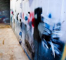 Painted Walls by CambrayPhoto