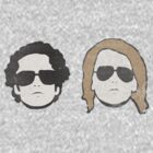 Ylvis - Worn out Bigger Version by houndofsiru