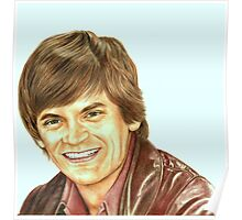 Walk right back! Phil Everly Poster