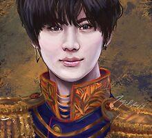 Prince Taemin case by NIQELS