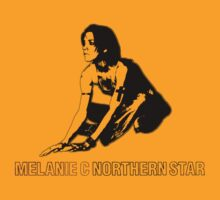 Mel C - Northern Star (Style A) by RobC13