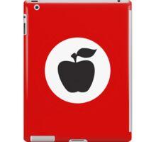 German Apple Front (Front Deutscher Äpfel) iPad Case/Skin